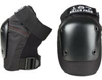 187 KILLER PADS Fly Knee Skateboard Roller Derby Black XS-XL Street protection