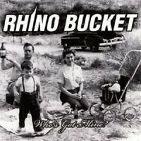 RHINO BUCKET - WHO'S GOT MINE  CD ROCK HARD ROCK NEW