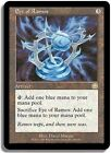 MTG MAGIC MERCADIAN MASQUES EYE OF RAMOS (OEIL DE RAMOS) NM X4 (VO/VF/VJ)