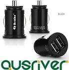 Black Benks Magic Universal Dual USB Mobile Phone Car Charger Micro 5 Pin Cable