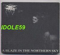 Darkthrone, blaze in the northern sky, CD