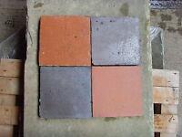 """9"""" Reclaimed Quarry Tiles"""