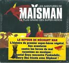 """CD DIGIPACK NEUF """"LES AVENTURES DE MAISMAN - LE RETOUR DE MECHANT MAN"""""""