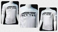Armani Exchange T Shirt Muscle Slim Fit White Shirt A/X NWT