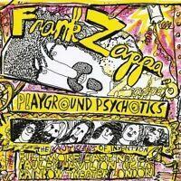 FRANK ZAPPA - PLAYGROUND PSYCHOTICS  2 CD  57 TRACKS ROCK & POP  NEW