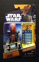"""[127] 2011 HASBRO STAR WARS SAGA LEGENDS AF #SL31 """"DESTROYER DROID"""""""