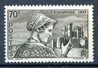 STAMP / TIMBRE DE FRANCE NEUF N° 448 ** LANGUEDOCIENNE CATHEDRALE DE BEZIER