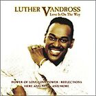 Vandross,Luther - Love Is On The Way (CD NEUF)