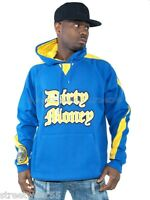 Dirty Money is The Team A Time Hoodie All R.BLUE / YELLOW