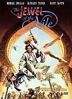 The Jewel of the Nile (DVD, 1999) New