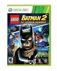 LEGO Batman 2: DC Super Heroes (Microsoft Xbox 360, 2012)