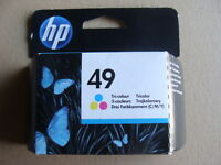 Original HP49  51649AE HP Officejet 500, 590, 625, 635, 700, 710, 725