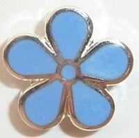 Masonic Forget me Not Lapel Pin (LR19)