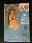 The Long White March by S C George Reindeer Vintage Childrens Book