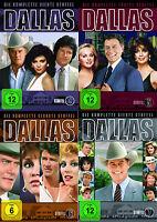 DALLAS completo Temporada 4 + 5+6+7 NUEVO 30 DVD ' s Larry Hagman Culto De Drama