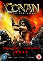 Conan The Barbarian (DVD, 2011) 5060223765532