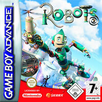 Robots (Nintendo Game Boy Advance, 2005)in OVP