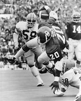 1978 Oklahoma Sooners BILLY SIMS Glossy 8x10 Photo Print College Heisman Trophy
