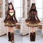Sexy Women Christmas Reindeer Fancy Dress Costume Cosplay Xmas Outfits CS07