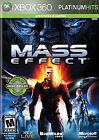 Mass Effect -- Platinum Hits (Microsoft Xbox 360, 2009)