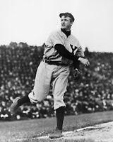 1907 New York Giants CHRISTY MATHEWSON Glossy 8x10 Photo Vintage Baseball Print
