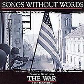 FREE US SH (int'l sh=$0-$3) NEW CD : Songs Without Words