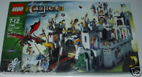LEGO SET 7094 KNIGHT'S KING'S CASTLE SEIGE NEW/SEALED