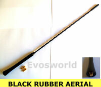 NISSAN X-TRAIL BLACK RUBBER GENUINE REPLACEMENT AM/FM AERIAL ANTENNA ROOF MAST