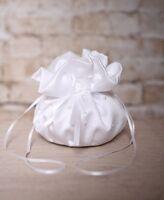 (T2) BRAUTBEUTEL Beutel Perlen Hochzeit Kommunion NEU