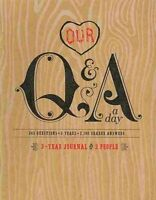 OUR Q & A A DAY - POTTER STYLE (COR) - NEW PAPERBACK BOOK