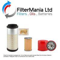 KUBOTA KX36-3 FILTER KIT (Air, Oil & Fuel Filters)