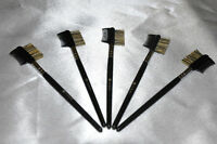 Eyelash Extension Brow & Lash Comb Brush x5