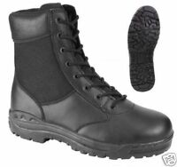 """Rothco 5064 8"""" Forced Entry Tactical Boot Black Size 5 - 15"""