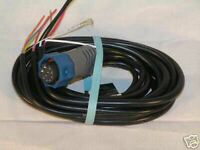 LOWRANCE PC-27BL POWER CABLE 127-08 LMS-522 LCX-27C NEW