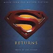 Superman Returns Music from the Motion Picture CD by John Ottman Soundtrack ECD