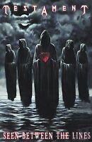 Testament: Seen Between the Lines, New DVD, ,