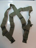 Lot of 2 New USGI MILITARY ARMY USMC Trouser Pants SUSPENDERS M1950 BDU ACU DCU