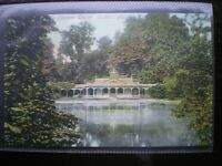 POSTCARD WOBURN ABBEY THE CHINESE DAIRY BEDFORDSHIRE