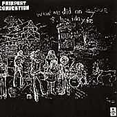 Fairport Convention - What We Did On Our Holidays   - CD