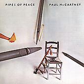 Paul McCartney - Pipes of Peace  - CD. (Wings / Beatles / Lennon / 1993 )