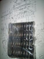 TRIUMPH Spitfire Herald MG Midget ENGINE SINGLE VALVE SPRINGS SET valves x8