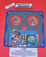 Quick Fuel Holley Carb  Carburetor Dominator 4500  Rebuild Kit