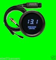 Innovate  LC-2 Wideband o2 With Db Blue Gauge UEGO
