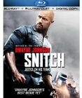 Snitch (Blu-ray Disc, 2013, Includes Digital Copy UltraViolet)