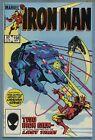 Iron Man #198 1985 Sal Buscema Marvel Comics v