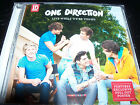 One Direction Live While Were Young Australian CD Single with Fold-Out Poster