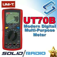 UNI-T UT70B Portable Intelligent Digital Multimeter meter