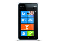 Nokia Lumia 900 16GB Weiß Windows Smartphone