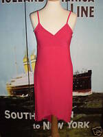 TAMMY SEXY HOT-PINK EVENING/PARTY DRESS SIZE 8-10