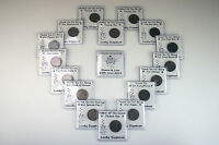 LUCKY SIXPENCE PERSONALISED WEDDING GIFT FAVOR BRIDESMAID BEST MAN +MORE FAVOURS